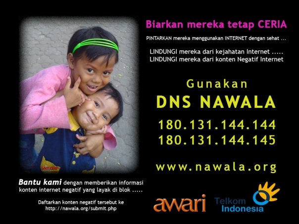 DNS-Nawala